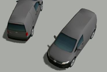 Volkswagen Caddy Maxi (Adventskalender 2017 | 18)
