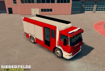 Scania R 47 HLF20 Lentner-Aufbau