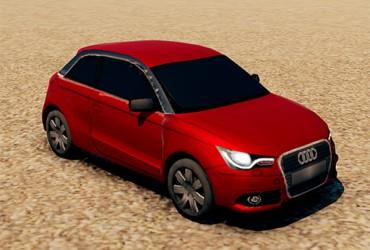 Audi A1 2010 Community Edition